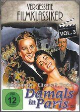 DVD DAMALS IN PARIS # Elizabeth Taylor, Van Johnson ++NEU