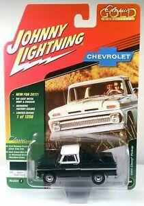 Johnny Lightning 1:64 Classic Gold 1965 Chevy Pickup Ver B, 1 of 1256