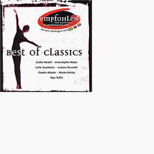 Best of Classics Cecilia populaires Anne-sophie mère Leila Josefowicz-pavarotti