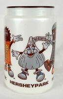 Hershey Park Whirley Travel Mug Cup Reeses Peanut Butter Cup Hershey Bar & Kiss