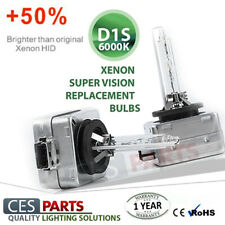 2x D1S Xenon White 6000K Bulbs Replacement Low Beam BMW 3 F30 F31 2011-2016