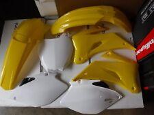 Polisport yellow Plastic kit  Yamaha YZ250F YZF250 YZ450F YZF450 2006 07 08 2009