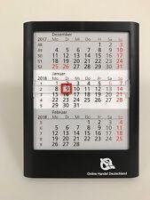 Tischkalender aktuell 2018-2019 mit Logo