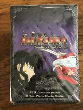 Fresh From Case: (ONE) InuYasha Feudal Warfare 2 Player Starter Deck NEW