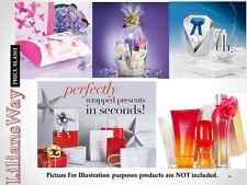 Avon Wrapping Accessories, Gift Bags, Tins, Boxes, Pouches~Packs of 2-4~Various