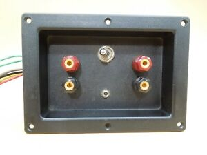 SPEAKER CROSSOVER TERMINAL DIVIDING NETWORK (QTY 1)