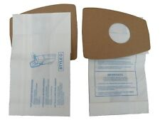 9 Eureka C Allergy Mighty Might canister Vacuum Bags, White Westinghouse, Floors