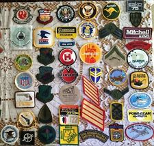 Badges and Soft Patches