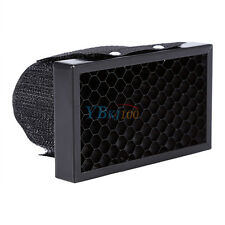 Flash Honeycomb Grid Spot Filter For Canon Nikon Sony Speedlight Softbox