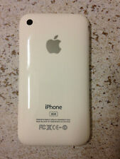 coque arrière (cache batterie) pour iphone 3G blanc 8GB