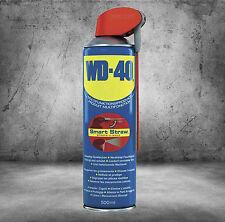 WD 40 Smart Straw 500ml Multifunktionsöl Rostlöser WD40 One for all
