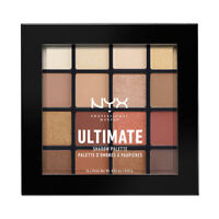 NYX Ultimate Shadow Palette WARM USP03