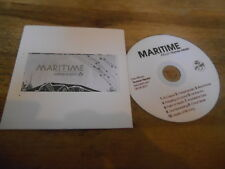 CD Indie Maritime - Human Hearts (10 Song) Promo GRAND HOTEL V CLEEF cb