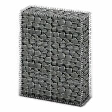 vidaXL Gabion Wall 4mm Galvanised Steel Mesh Wire Garden Basket Multi Choice
