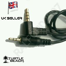 PS4 Talkback Chat Cable lead for Turtle Beach Gaming Headsets to playstation 4