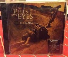 The Hills Have Eyes 2 (Soundtrack) BRAND NEW FACTORY SEALED CD