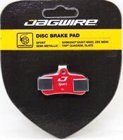 Jagwire Sport Semi-Metallic Disc Brake Pad for SHIMANO M8020/M820/M810/M640 TRP