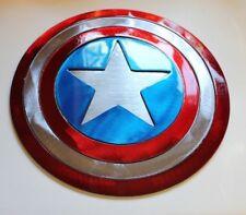 Captain America Metal Wall Art