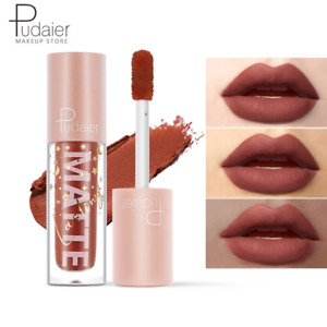 12 Color Waterproof Long Lasting Matte Liquid Lipstick Lip Gloss Cosmetic Makeup