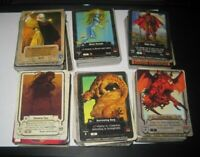 (450+) Guardians collectible trading card game lot tcg/ccg 1995 common/uncommon