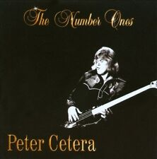 PETER CETERA - THE NUMBER ONES NEW CD
