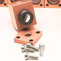 Rose-copper Laser Host for 9mm TO5 450nm Blue Laser Diode w/ Collocation Lens