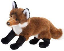 "Douglas Furbo FOX 16"" Plush Stuffed Animal Red Fox NEW"