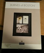 Burnes of Boston 3 Opening Collage Picture Frame 2-3.5x5 1-5x7 NIB