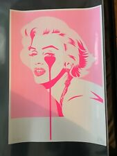 PURE EVIL - MARILYN ART CAR BOOT 2018 - EDITION OF 100