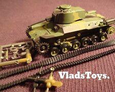 "Precise 1:72 Imperial Japanese Army Type 97 ""Chi-Ha"" Medium Assault Tank OD Camo"