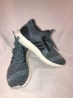 Adidas Athletic Shoes Women's 9 Gray Ultra Boost Parley DB0641