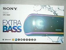 Sony SRS-XB41 Wireless Speaker Extra Bass - Dark Blue