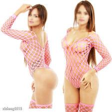 Womens Sexy/Sissy Lace Mesh Lingerie Babydoll.G-String Thong Nightwear Underwear
