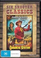 COMANCHE STATION - RANDOLPH SCOTT - REGION 4 NEW & SEALED DVD- FREE LOCAL POST