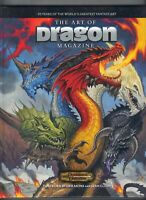 The Art of Dragon Magazine D&D Hardcover Price Includes Delivery in UK