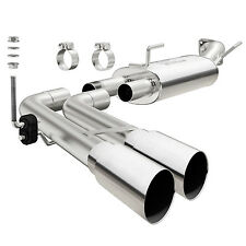 MAGNAFLOW MF CAT BACK EXHAUST 15250 FOR YOUR 2013-2017 DODGE RAM 1500 3.6L V6