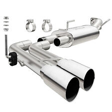 MAGNAFLOW MF CAT BACK EXHAUST 15250 FOR YOUR 2009-2012 DODGE RAM 1500 3.7L V6