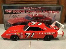 University of Racing 1969 Bobby Isaac #71 Dodge Charger Daytona 1/24