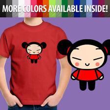 Pucca Love Garu Cute Korean Cartoon Show Kawaii Toddler Kids Tee Youth T-Shirt