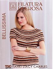 Bellissima - Filatura di Crosa Knitting Pattern Book Spring Summer 2013 - Women