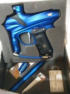 Proto Matrix M6 Blue Paintball Marker