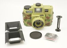 Holga 120 120CFN 120cfn Camouflage Medium Format Film Camera
