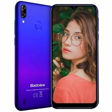 Blackview A60 Pro RAM 3GB ROM 16GB 4G Handy Smartphone Android 9.0 4080mAh Blau
