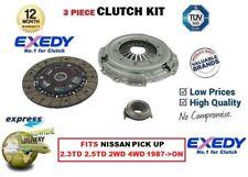 Pour Nissan Pick Up D21 2.3D 2,5d 4 Roues Motrices 2WD 1987- > Exedy Qualité OE