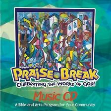 Vacation Bible School  VBS  2014 Praise Break Music CD: Celebrating t 1426779909