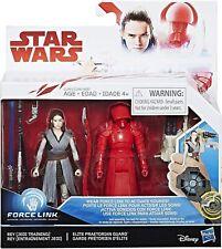 Star Wars Force Link - Rey & Elite Praetorian Guard Hasbro Disney 2016