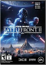 Star Wars Battlefront 2 II PC NEW!