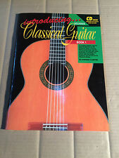INTRODUCING ... CLASSICAL GUITAR BOOK 1 - BEGINNER - mit CD