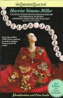 Costume Jewelry Mass Market Paperbound Harrice Simons Miller