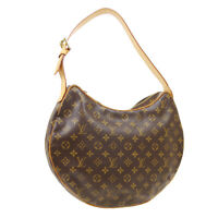 LOUIS VUITTON CROISSANT GM HAND TOTE BAG CA0013 PURSE MONOGRAM M51511 NR15643
